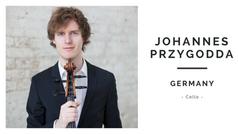Johannes Przygodda | Germany