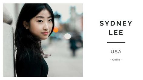 Sydney Lee | USA