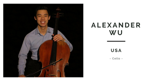 Alexander Wu | USA