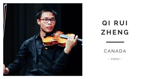Qi Rui Zheng | Canada