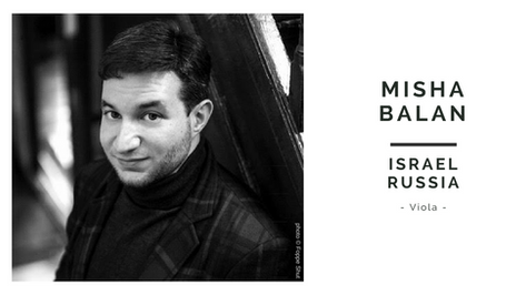 Misha Balan | Israel/Russia