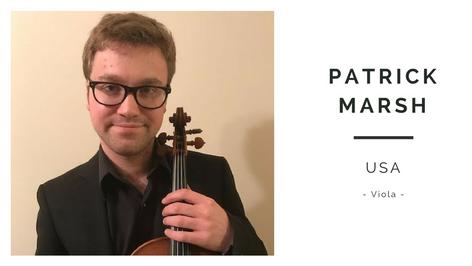 Patrick Marsh | USA