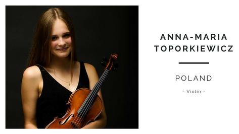 Anna - Maria Toporkiewicz | POland