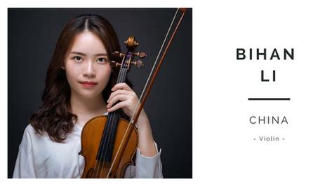 Bihan Li | China