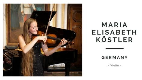 Maria Elisabeth Löstler | Germany
