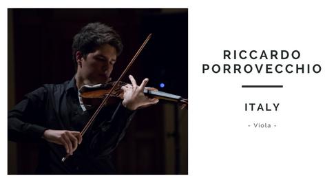 Riccardo Porrovecchio | Italy