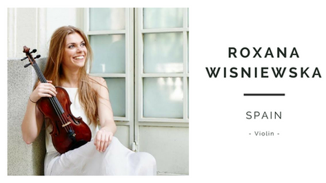 Roxana Wisniewska | Spain