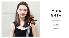 Lydia Rhea | USA