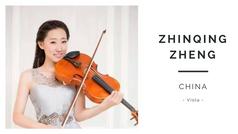 Zhinqing Zheng | China