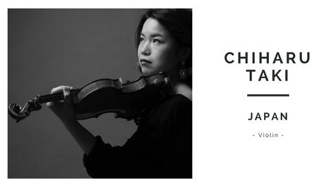 Chiharu Taki | Japan