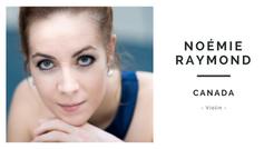 Noénie Raymond | Canada