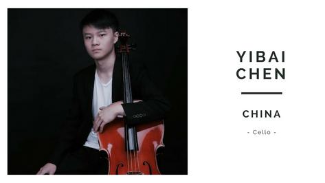 Yibai Chen | China