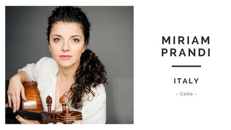 Miriam Prandi | Italy