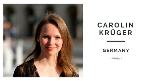 Carolin Krüger | Germany