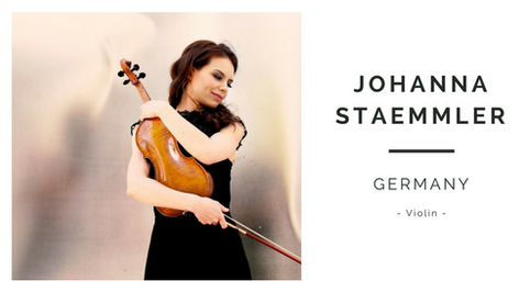 Johanna Staemmler | Germany