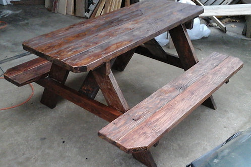 Kids Picnic bench