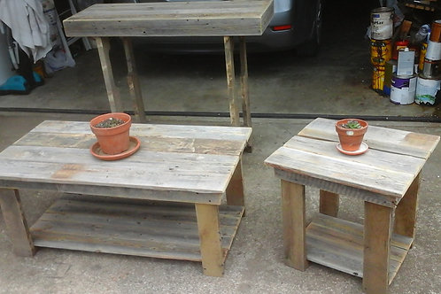 COFFEE / END/ ENTRY TABLES