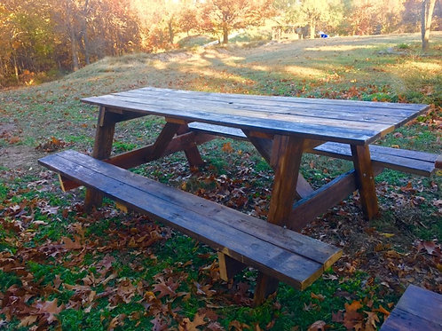 8ft Picnic Table