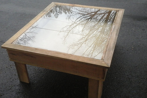 Coffee Table (glass not included)
