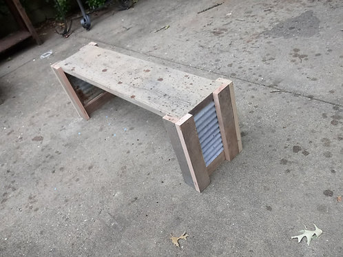 ACCENT / ENTRY BENCH