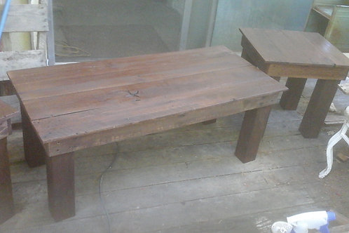 Coffee /end tables (Solid Oak)