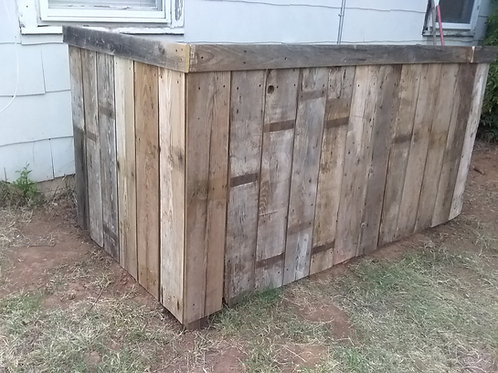 Fence/ Air Conditioner