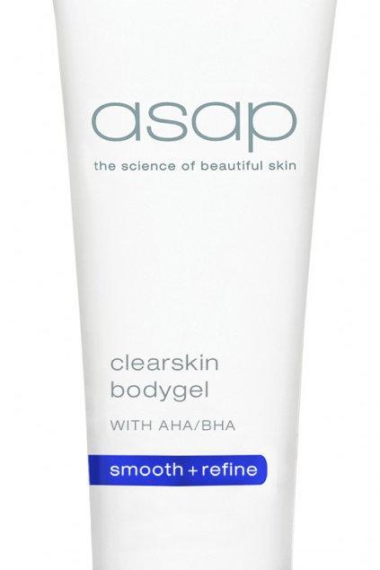 asap clear skin body gel