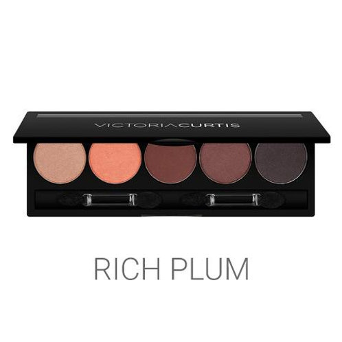 Curtis Collection 5 Well Eye Shadow Pallette