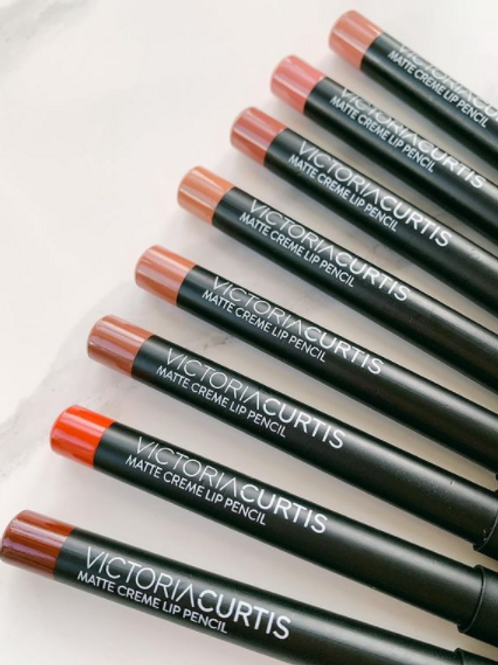 Curtis Collection Matte Cream Lip Pencil