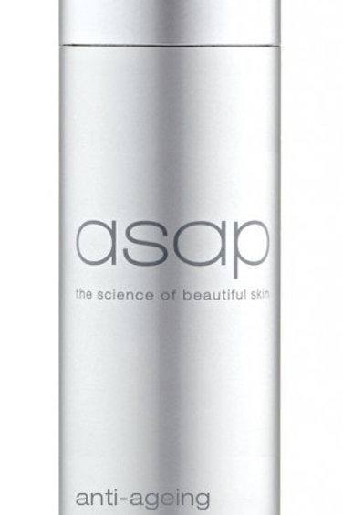 asap anti-ageing night cream