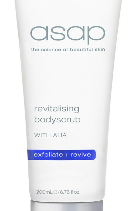 asap revitalising body scrub