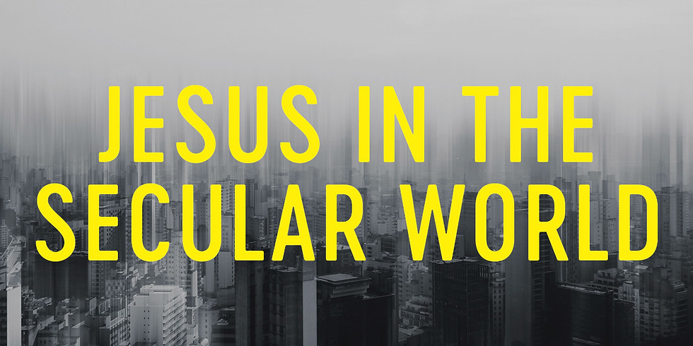 Rooted:Study~ Jesus in the Secular World