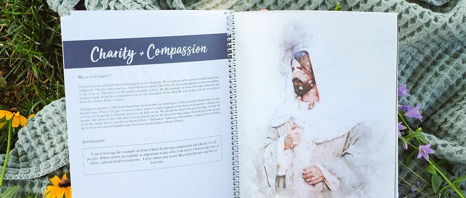 Christlike Attributes Character Study