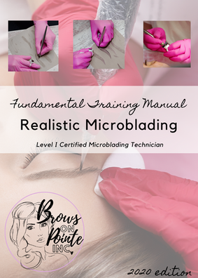 Microblading Training Manual