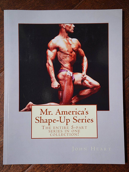 Mr. America's Shape-Up Series (Download)