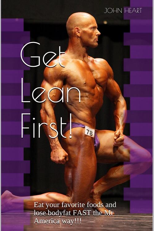 Get Lean First!