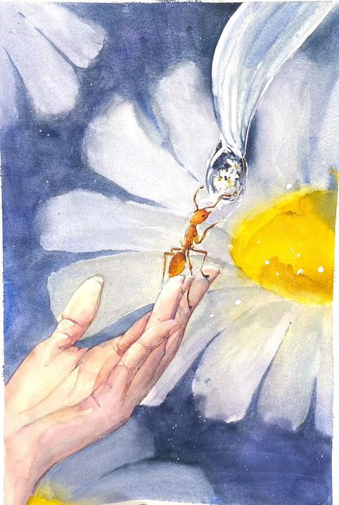 Watercolor-Teens artwork
