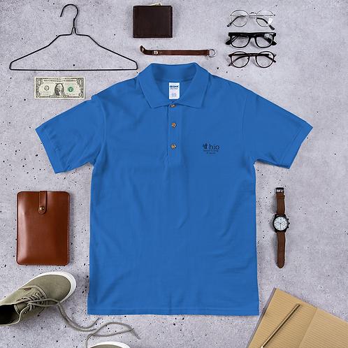 Ohio Sober Living Embroidered Polo Shirt