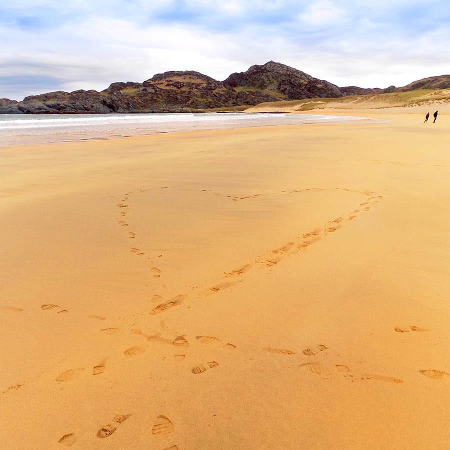 Kiloran beach