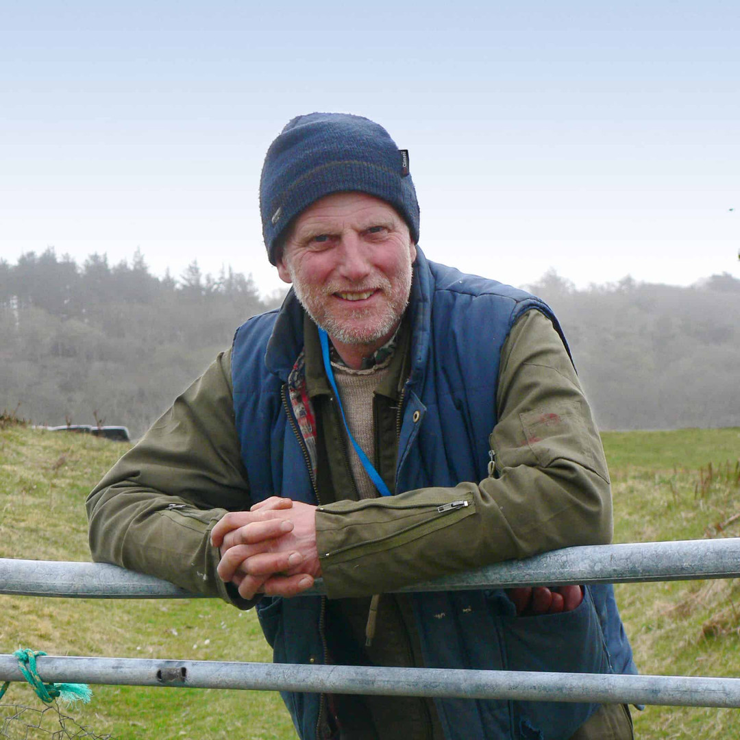 Balnahard Farm David Hobhouse