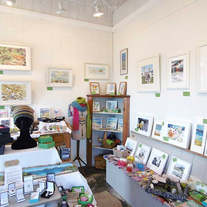 The Old Waiting Room Gallery