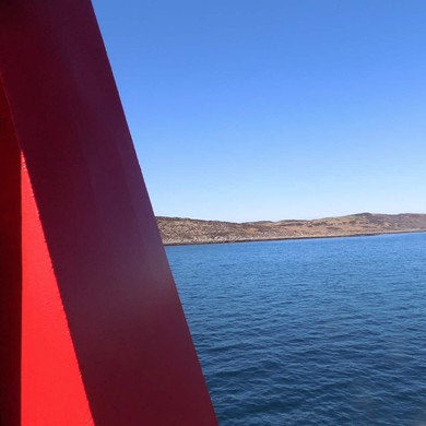 Ferry to Oban