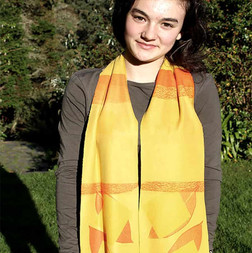 Print a scarf