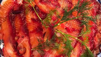 Colonsay salmon
