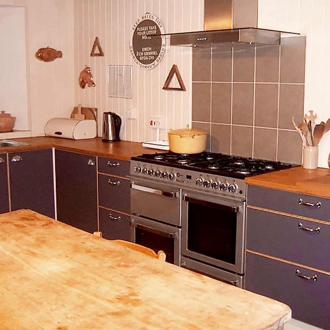 Balnahard Farmhouse kitchen