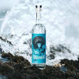Colonsay Gin tasting