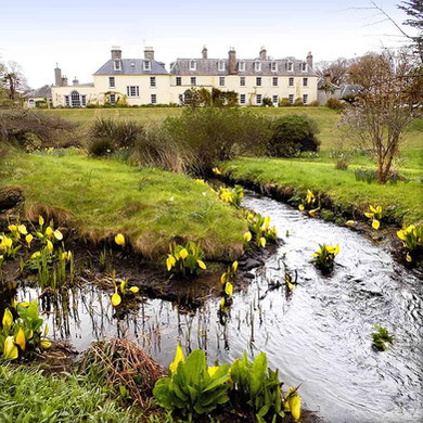 Colonsay House and Gardens