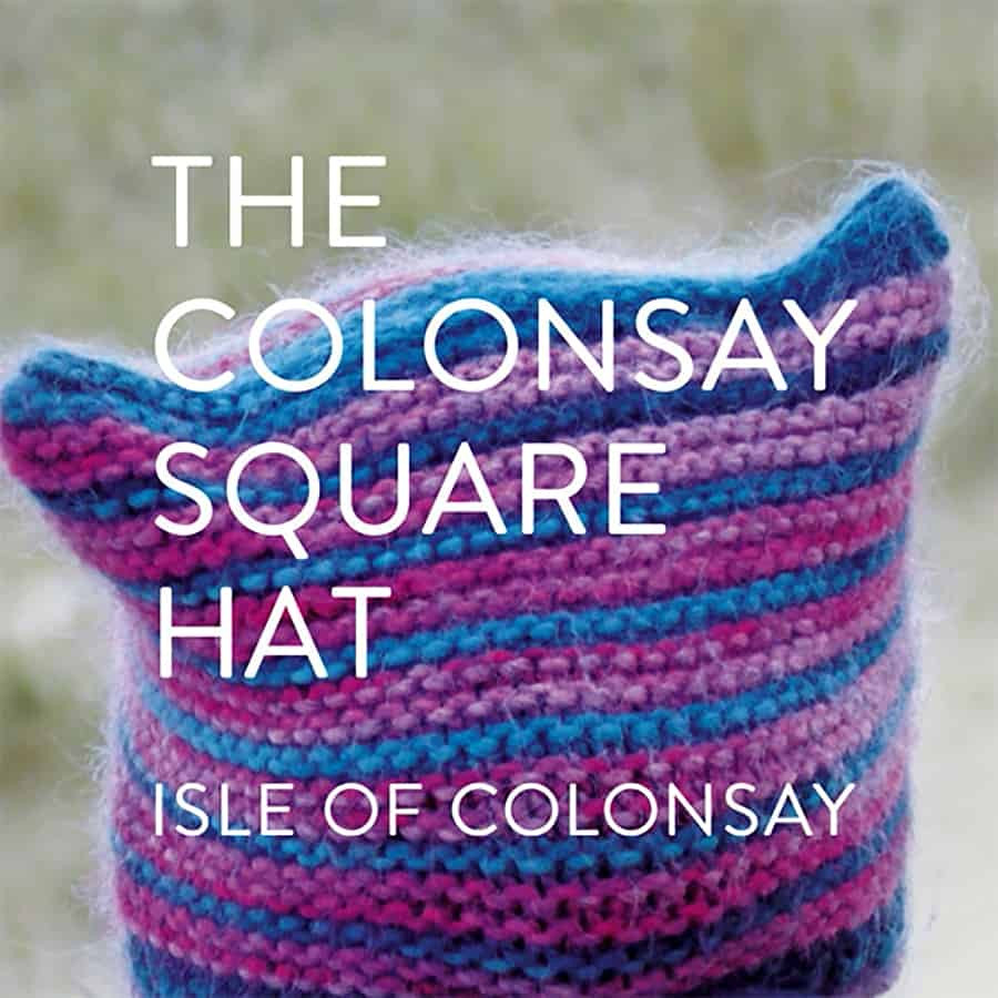 The Colonsay Square Hat