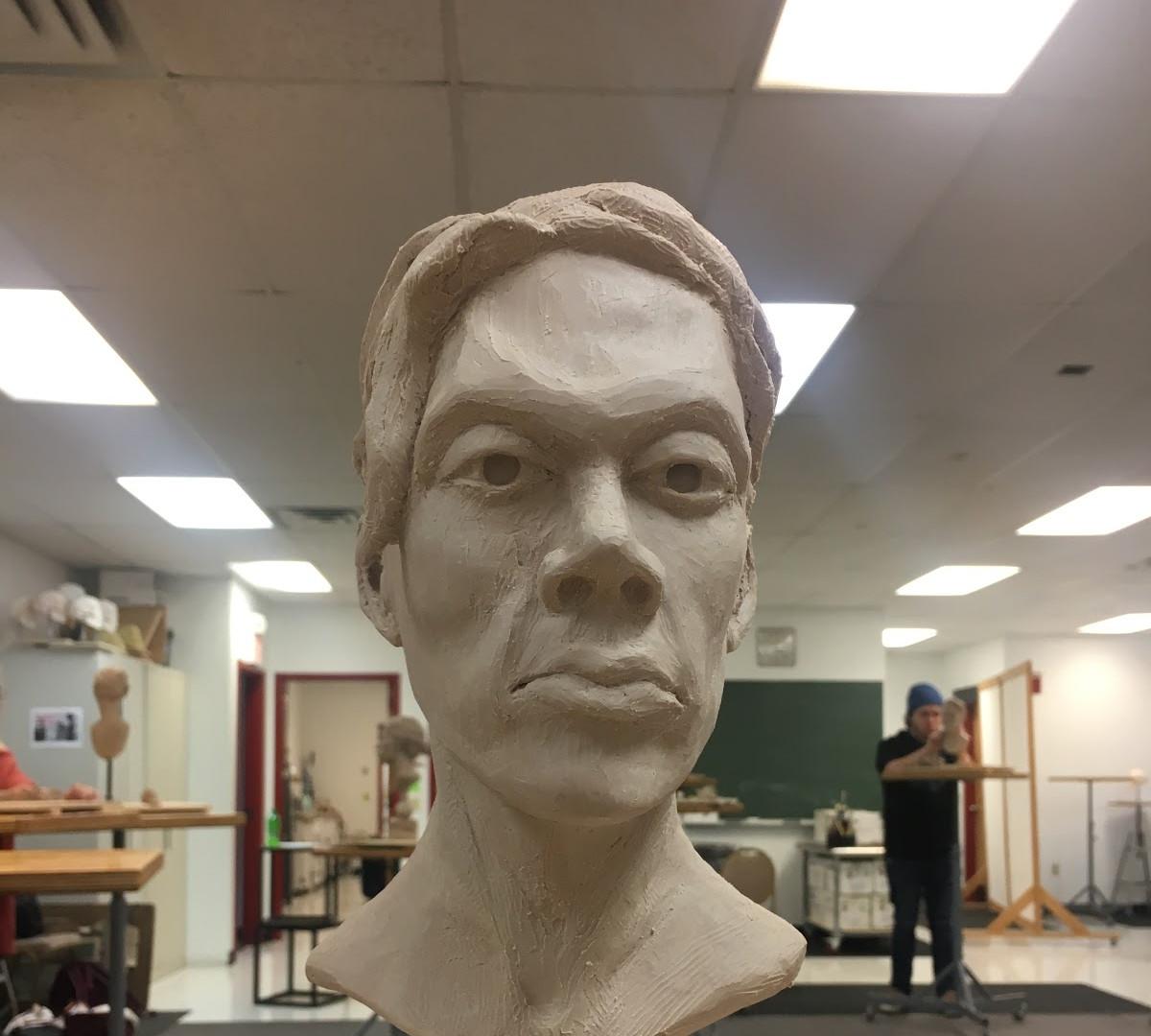 Tom (portrait) - front