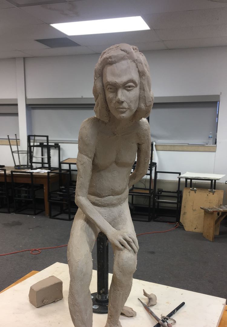 Tom (figure) - front